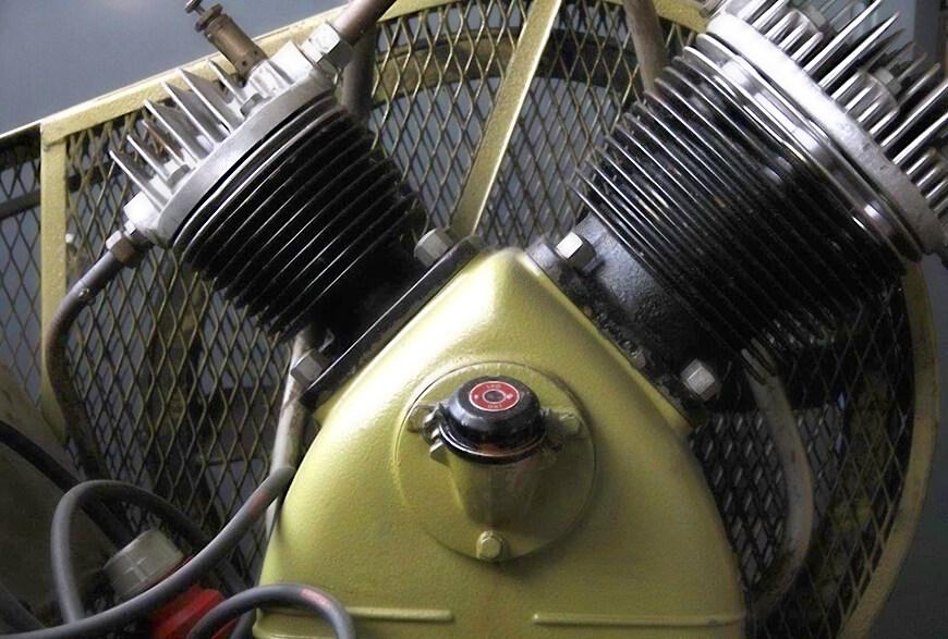 Sullair Schraubenkompressoranlage